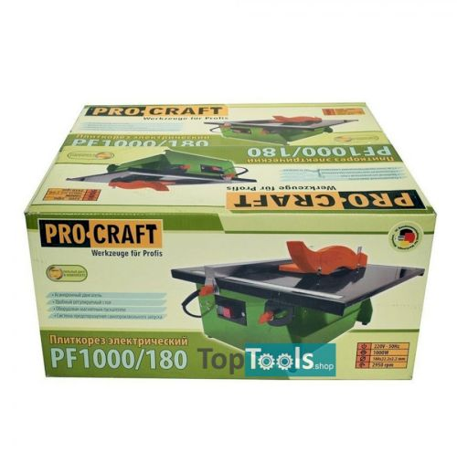 Плиткорез Procraft PF1000/180 (Germany)