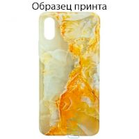 Чехол Mineral Apple iPhone XS Max янатарь