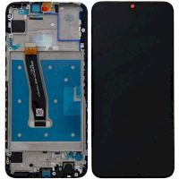 LCD Huawei P Smart (2019) + touch + frame Black