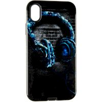 Print Case for iPhone 7/8 Headphones
