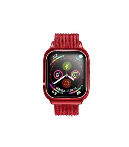 Ремешок Usams US-ZB067 Magnetic Loop для Apple Watch Series 1/2/3/4 (38/40mm) Red