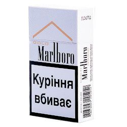 Сигареты MARLBORO GOLD ORIGINAL