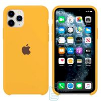 Чехол Silicone Case Apple iPhone 11 Pro песочный 29