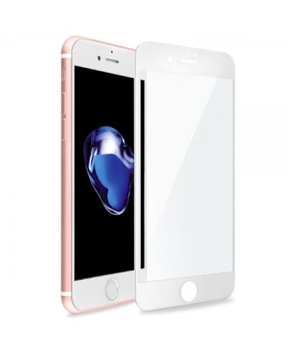 Защитное стекло Hoco Fast attach 3D full-screen HD (A8) для Apple iPhone 7/8 White