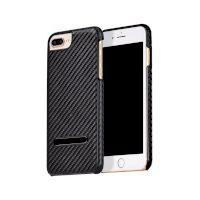 Чехол-накладка Hoco Platinum series carbon fiber для iPhone 7 Plus Black