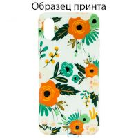 Чехол Bouquet Apple iPhone 11 Pro Max orange