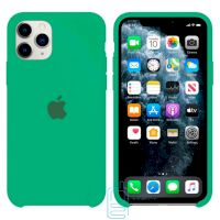 Чехол Silicone Case Apple iPhone 11 Pro зеленый 47