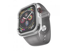 Pемешок Hoco WB09 (с бампером) для Apple Watch Series 1/2/3/4 (38/40mm) Grey