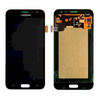 LCD Samsung J320H/J3-2016 + touch Black Copy