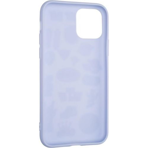 TPU Print for iPhone 11 Pro Max Violet