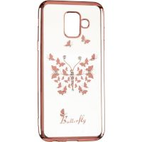 Beckberg Breathe seria (New) for Samsung A205 (A20) Butterfly