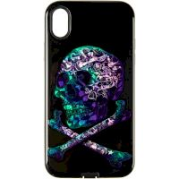Print Case for iPhone X/XS Skull