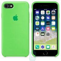 Чехол Silicone Case Apple iPhone 7, 8, SE 2020 зеленый 32
