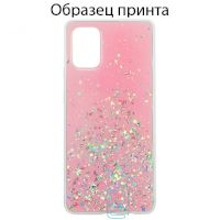 Чехол Metal Dust Apple iPhone 6, 6S pink