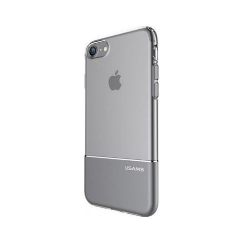 Чехол-накладка Usams Ease Apple iPhone 7 Gray
