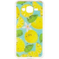 Summer Fruit Case for Samsung M205 (M20) Lemon