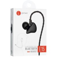 Stereo Bluetooth Headset Gorsun GS-E15 Black