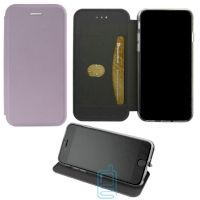 Чехол-книжка Elite Case Vivo Y19 серый