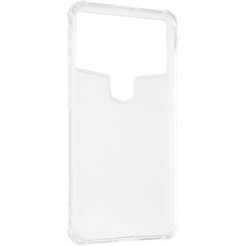 "Universal Silicon Case 6.3""-6.5"" Transparent"