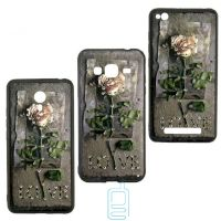 Чехол-накладка Flower Case Apple iPhone 6 Love Rose