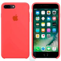 Чехол Silicone Case Apple iPhone 7 Plus, 8 Plus малиновый 30