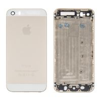 Корпус Full (крышка+рамка) iPhone 5S Gold HC