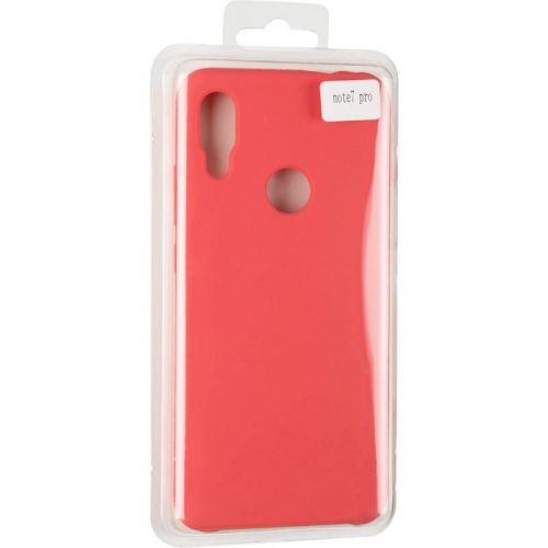 Original 99% Soft Matte Case for Samsung N985 (Note 20 Ultra) Rose Red