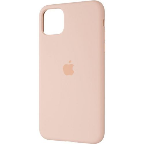 Original Full Soft Case for iPhone 12/12 Pro Pink Sand