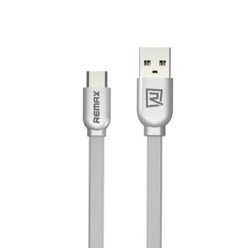 Кабель Remax RC-047a USB to TYPE-C Silver