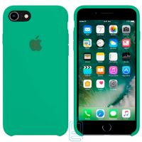 Чехол Silicone Case Apple iPhone 5, 5S зеленый 47