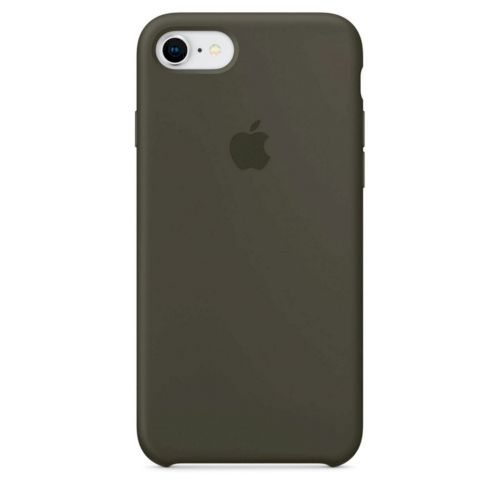 Чехол HC Silicone Case для Apple iPhone 7/8 Olive