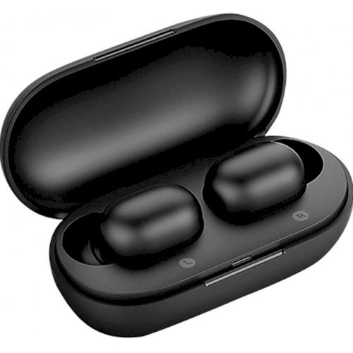Xiaomi (OR) Stereo Bluetooth Headset Haylou GT1 Plus TWS Earbuds Black(Стерео блутуз гарнитура)