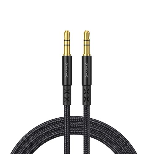 Кабель Joyroom SY-15A1 AUX 1.5m Black