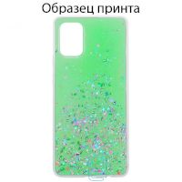 Чехол Metal Dust Samsung Note 10 Lite 2020 N770 green
