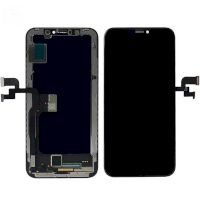 LCD iPhone X Black Compleate (OLED GX)
