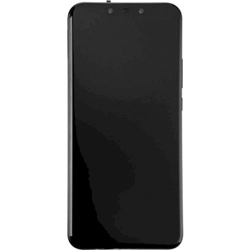 LCD Huawei P Smart Plus + touch + frame  Black (Service Original with components)