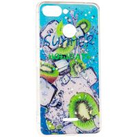Summer Fruit Case for iPhone 8 Kiwifruit