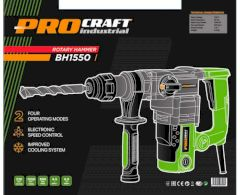 Перфоратор Procraft Industrial BH1550 NEW Бочковой