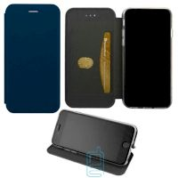 Чехол-книжка Elite Case Samsung S20 Plus 2020 G985 темно-синий