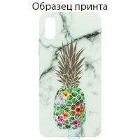 Чехол Pineapple Apple iPhone XS Max white