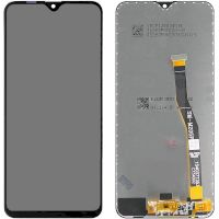 LCD Samsung M205F/M20-2019 + touch Black (OEM)