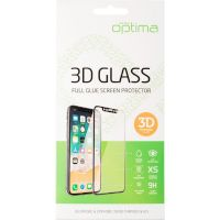 Защитное стекло Optima 3D for Samsung A505 (A50) Black
