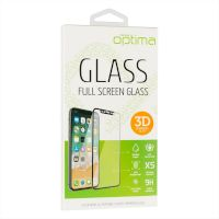Защитное стекло Optima 3D for Samsung A415 (A41) Black