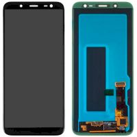 LCD Samsung J600F/J6-2018 + touch Black (In-Cell)