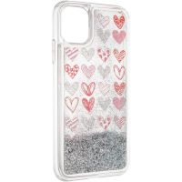 Aqua Case for iPhone 7/8 Hearts