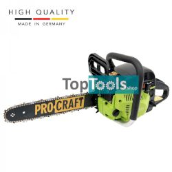 Бензопила ProCraft K450 PROFESSIONAL (2 шины 45 см, 2 цепи) (Germany)
