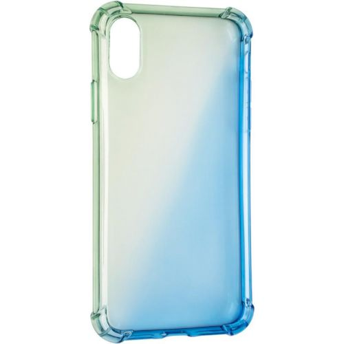 Ultra Gradient Case for iPhone 12 Mini Blue/Green