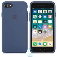 Чехол Silicone Case Apple iPhone 6, 6S синий 20