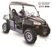 Speed Gear UTV 800 EFI (2015) advanced