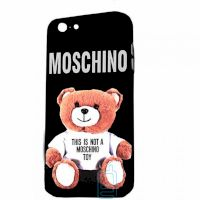 Чехол Creative TPU+PC Apple iPhone 6 Plus, 6S Plus Moschino black